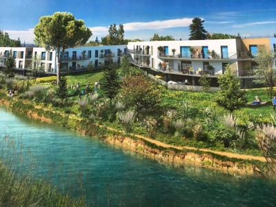 Appartement Aigues Mortes 4 pièces 77.40 m²