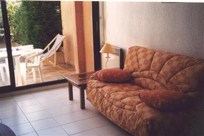 Vacation rental apartment Les issambres 710€ - Picture 5
