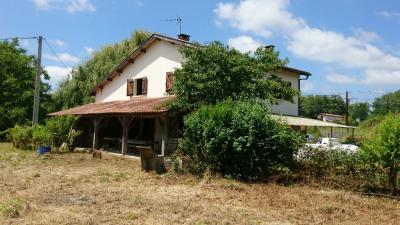 Maison 5 pièces 144 m² sur 6000 m² de terrain