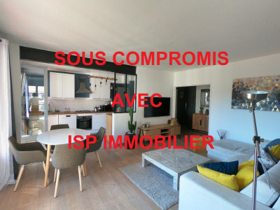 Aix-en-Provence - T3/4 83 m² - Cours Gambetta