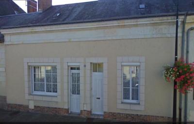 Maison de village ruille sur loir - 4 pièce (s) - 65 m²