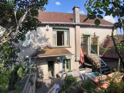 Maison indépendante 3 chambres avec jardin. ~Plain-pied: ent