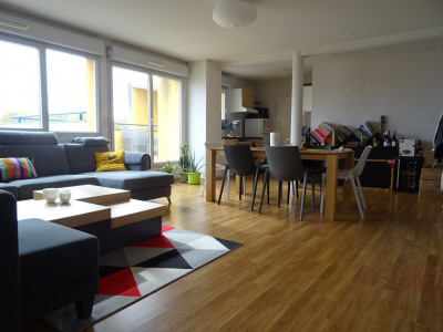 Agen centre - appartement F4 avec garage et parking