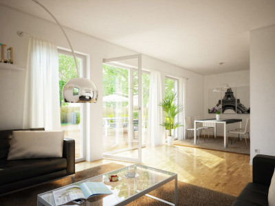 Appartement 3 pièces colombes avec terrasse