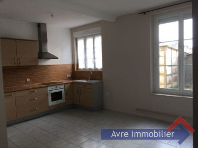 Appartement Verneuil D Avre Et D Iton 3 pièce(s)