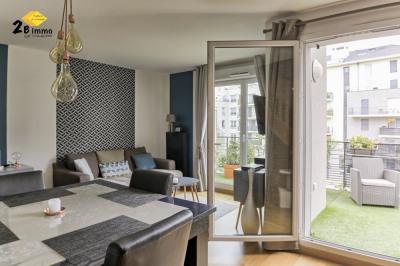 Très bel appartement en duplex 82 m²