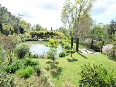 Moulin rénové 335 m² 33450 Montussan