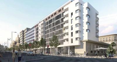 Appartement T4 de 92m² avec terrasse de 16m² vue mer et déga
