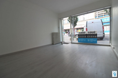 Local commercial rouen - 15 m²