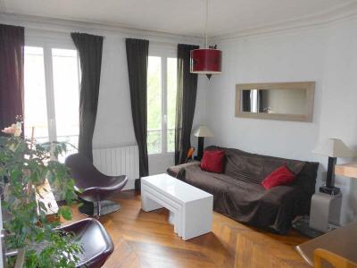 Appartement Paris 17 - 2 pièce (s) - 45 m²