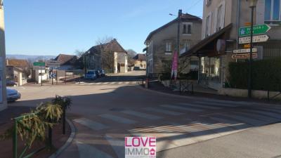 Plein centre village