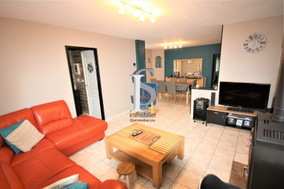 Maison Flers-en-Escrebieux / 5 pièces / 105 m²