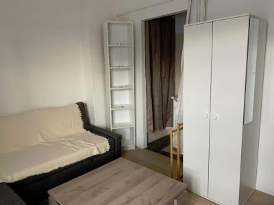 Appartement F1 meublé de 20,33 m²