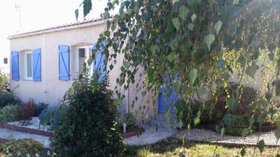 Maison plain pied proche leclerc 5 pièces 90 m²