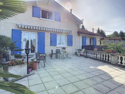 Maison 160m² avec terrain proche Courpière