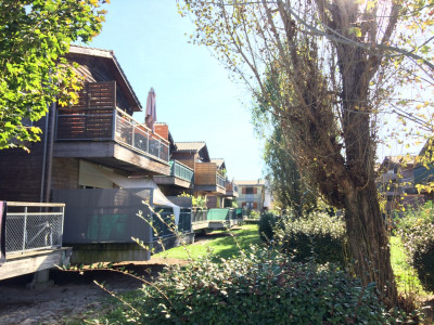 Immeuble de 2 appartements au Teich