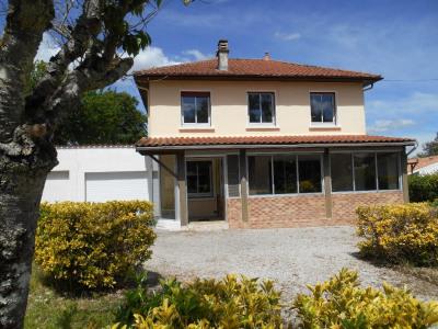 LEOGNAN Maison de 150 m² avec jardin