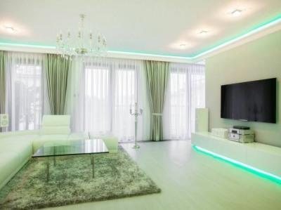 Appartement 5 pièces au 5ème étages de 108.14m ²avec terrasse