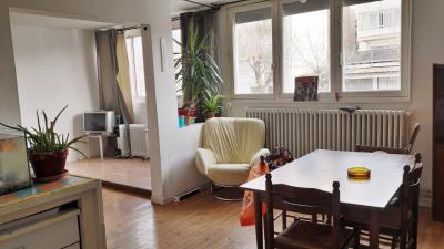 Appartement T3 avec cave - Métro Minimes