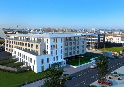 Appartement neuf talence - 3 pièce (s) - 60 m²