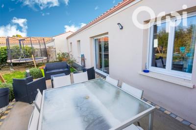 Maison Arvert - 5 pièces - 98,62m² - jardin intime