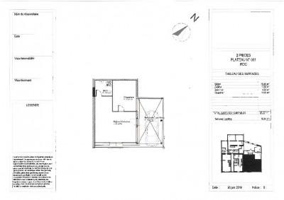 Appartement St Vincent De Tyrosse 4 pièce (s) 95 m²