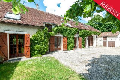 Maison ancienne toucy - 9 pièce (s) - 256 m²