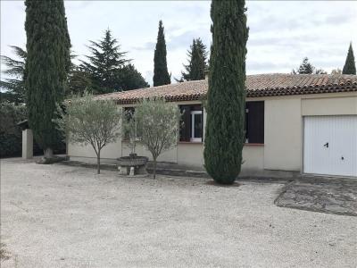 Villa individuelle st cannat - 4 pièce (s) - 110 m²