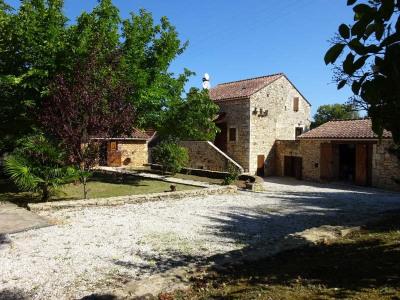 Property 11 rooms Sauveterre la Lémance