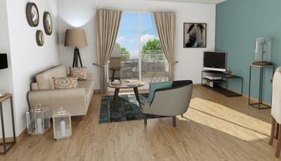 Appartement La Londe Les Maures 2 pièce(s) 36.81 m2