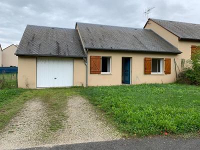 Maison T3 - garage et terrain
