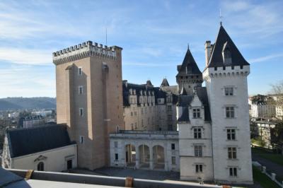Pau quartier historique