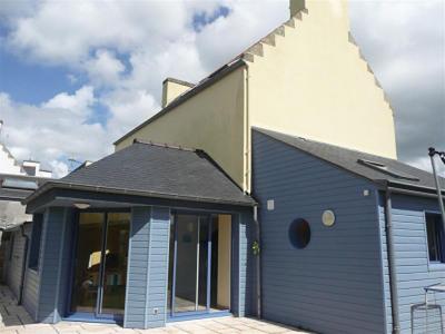 Maison rénovée Plouhinec