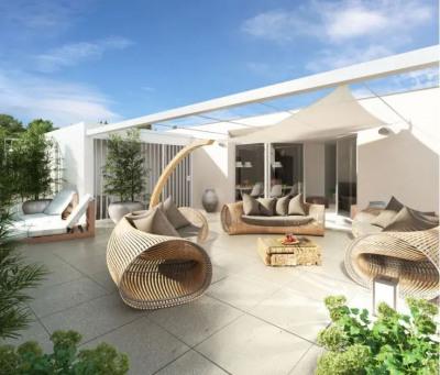 Appartement - 3 pièce (s) 60.97 m²