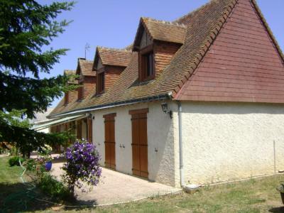 Maison Neuville Sur Brenne 4 pièce(s) 135 m2