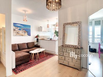 Appartement 2 pièces 43m² Villeurbanne