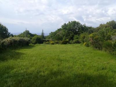 Terrain constructible Meyrargues 4100 m²