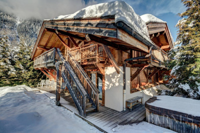 ARGENTIERE - CONTEMPORARY 6 BEDROOM CHALET