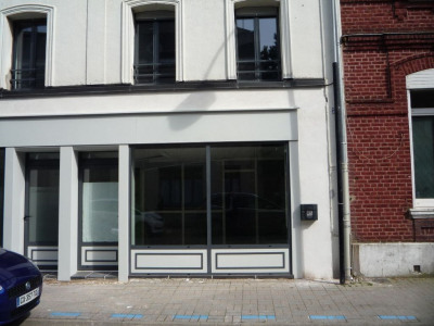 Local commercial Caudry 1 pièce (s) 58 m²