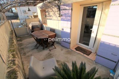 GRANS - Maison T4 avec terrasse