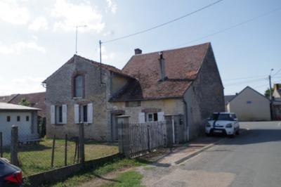 Villevoques centre du village