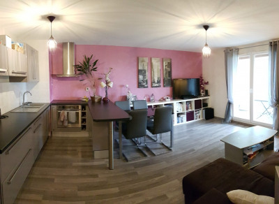 Appartement T3 balcon/parking - Lalande