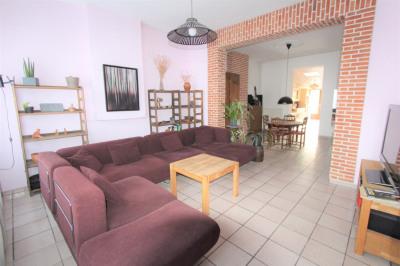 Maison de ville douai - 5 pièce (s) - 149 m²