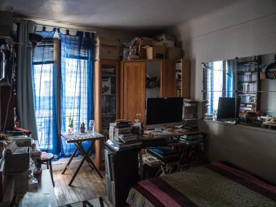 Pyrénées studio 19.11m² 5ème etage