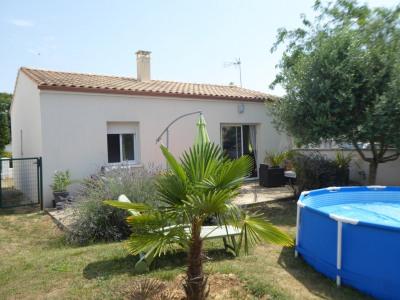 Maison Echillais 3 pièce (s) 62 m²