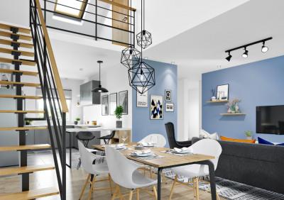 Appartement Noisy Le Grand 4 pièce (s) 89.59 m²