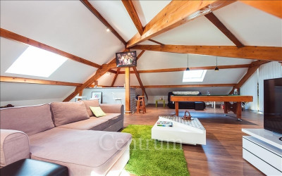 Дом архитектора 10 комнат