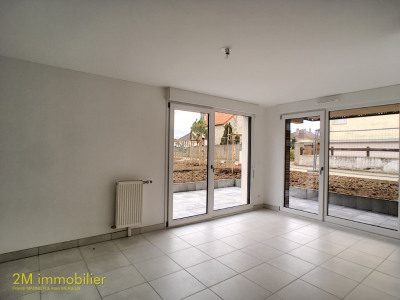 A louer - Appartement Melun 3 pièces 60,25 m²