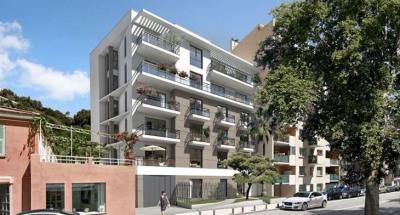 T2 - 40 m² - neuf - 06000 nice