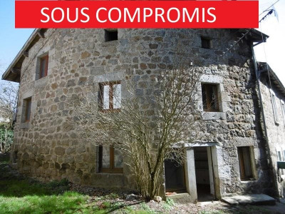 Ferme à restaurer diviser en 5 appartements
